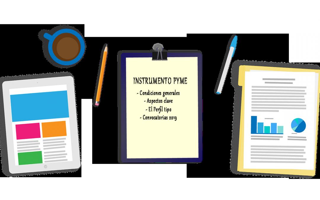 Guía básica para entender el Instrumento PYME
