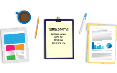 Guía básica para conocer el Instrumento PYME