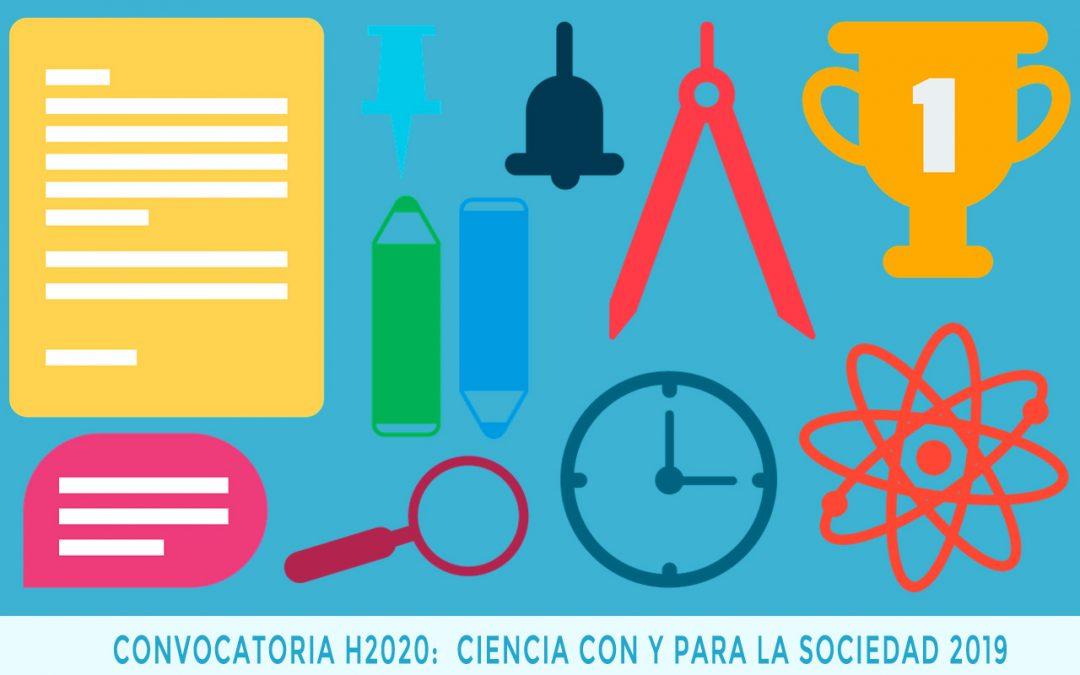 Convocatoria Ciencia con y para la Sociedad: la alianza entre la investigación y los ciudadanos