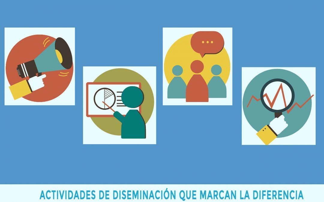 Especial impacto (II): 6 acciones de diseminación innovadoras para proyectos H2020