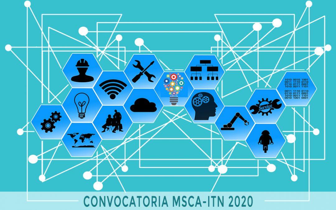 La Propiedad Intelectual en las convocatorias MSCA-ITN