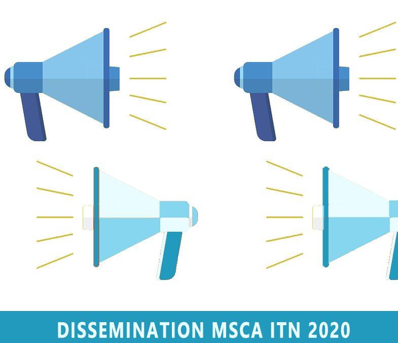 La diseminación en las acciones MSCA-ITN: ¿qué actividades deben incluirse en la propuesta?