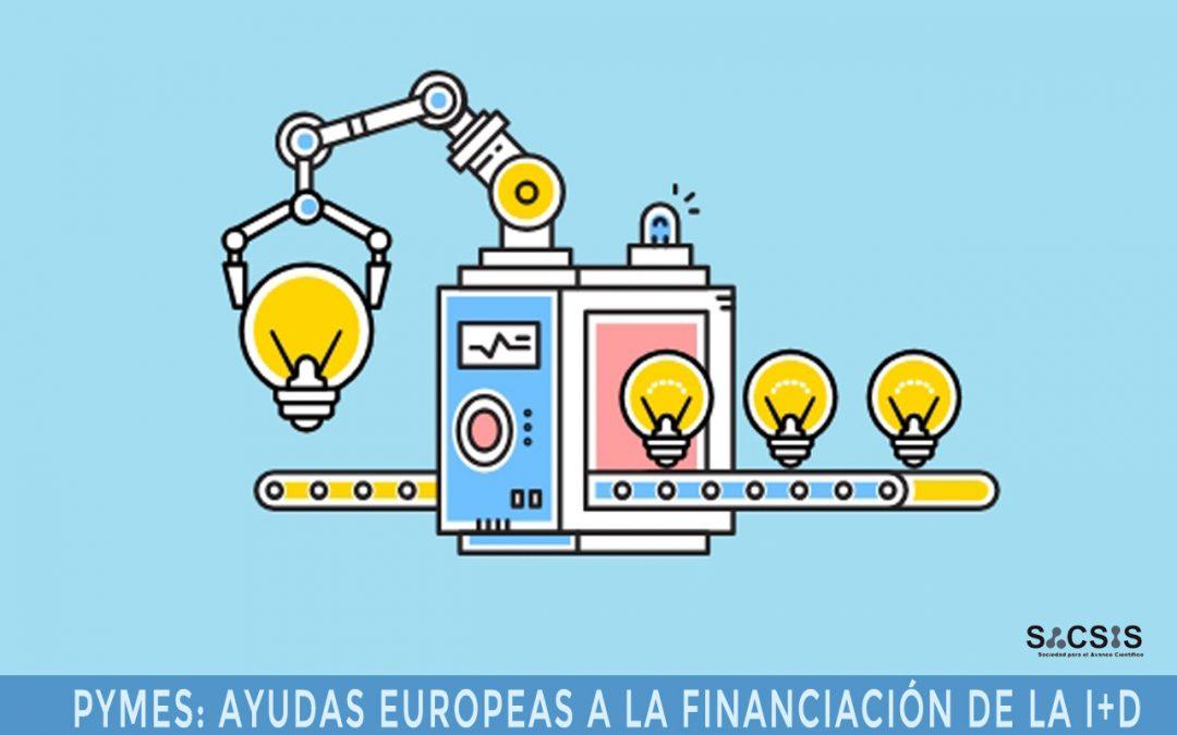 Ayudas europeas a la I+D de las pymes: ¿dónde buscar financiación?