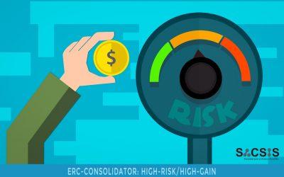 ERC-Consolidator: los conceptos high-risk/high-gain. ¿Qué significan?