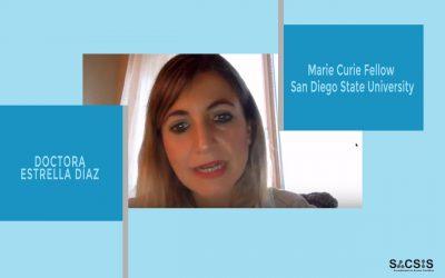 Entrevista a la Dra. Estrella Díaz sobre su proyecto MSCA-GF de turismo inteligente