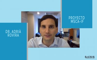 Entrevista a Adrià Rovira ganador de una MSCA-IF en sistemas de navegación aeroespacial