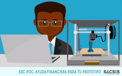 ERC-POC: una ayuda financiera excelente para tu prototipo