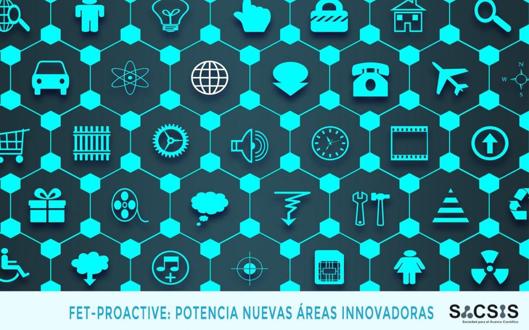 FET-Proactive, una convocatoria para potenciar nuevas áreas innovadoras