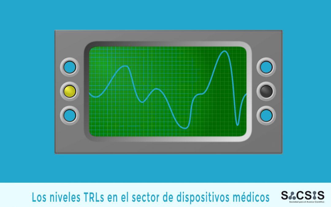 Los niveles TRLs en el sector de dispositivos médicos