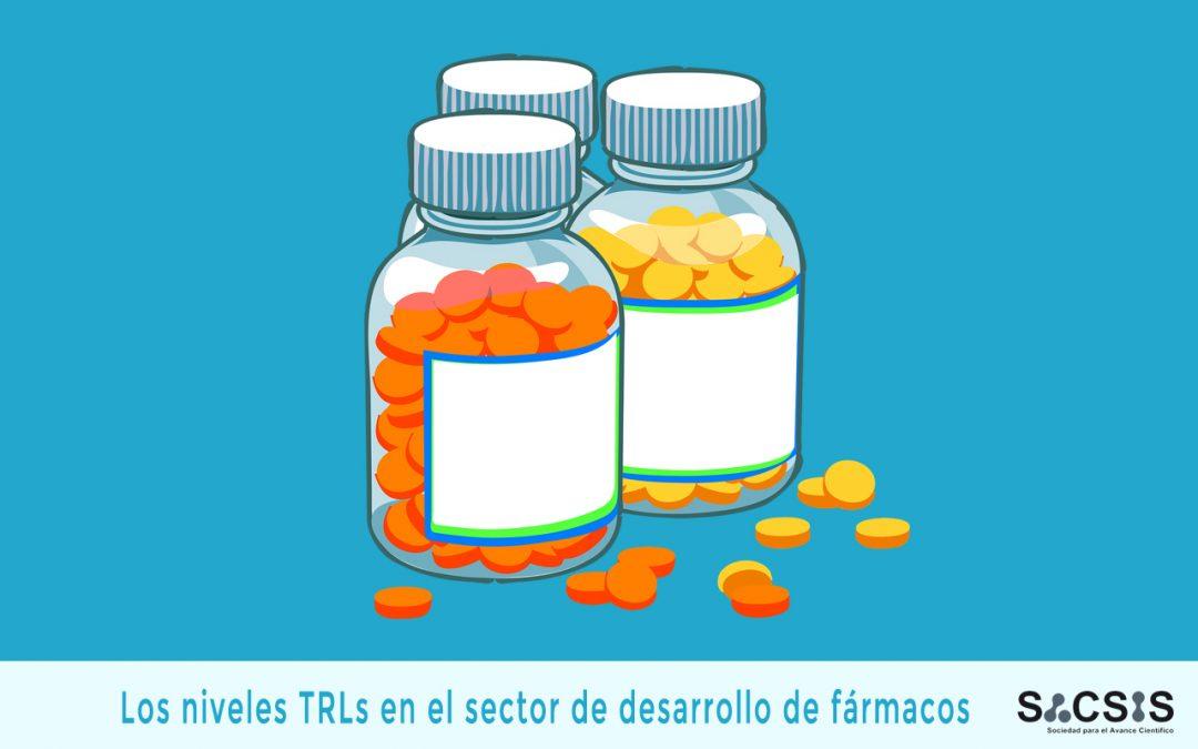 Los niveles TRLs en el desarrollo de fármacos I