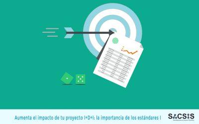 Aumenta el impacto de tu proyecto I+D+I: la importancia de los estándares (I)
