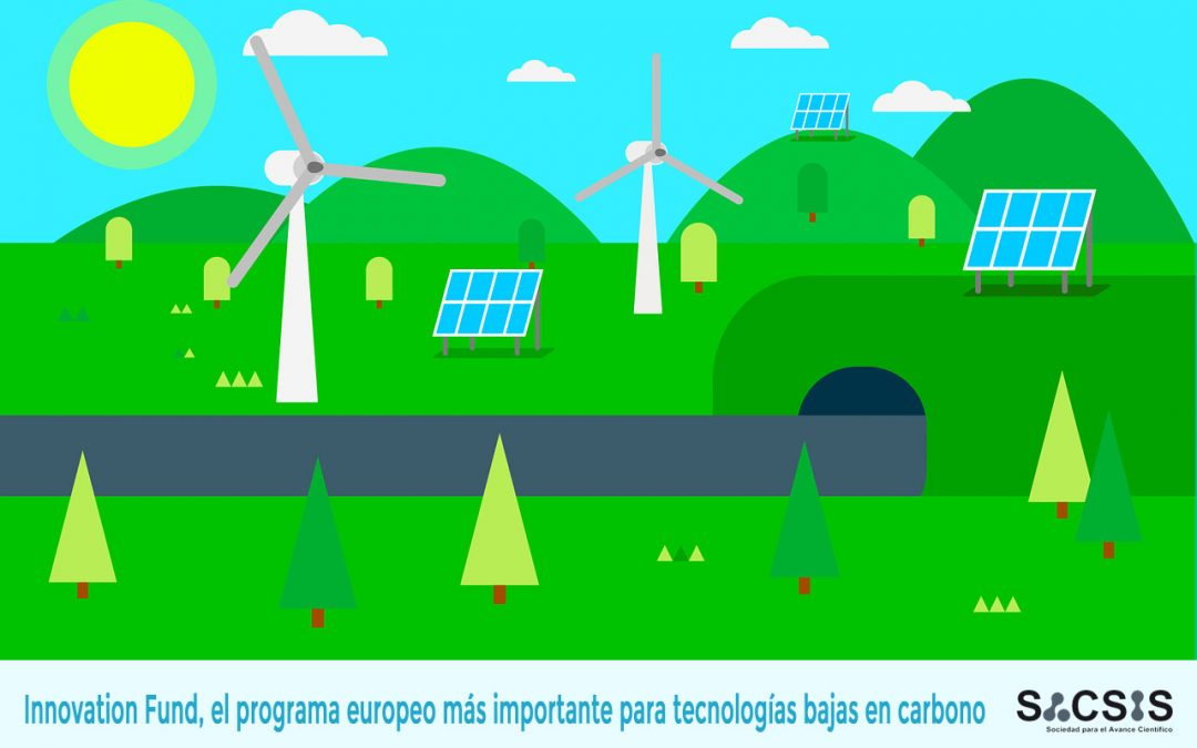 Innovation Fund, el programa europeo más importante para tecnologías bajas en carbono