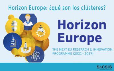 Horizon Europe: ¿qué son los clústeres y qué papel desempeña en este programa marco?