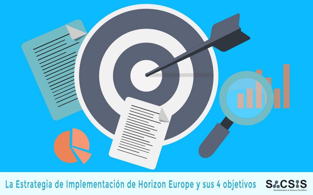 La Estrategia de Implementación de Horizon Europe: qué es y cuáles son sus objetivos