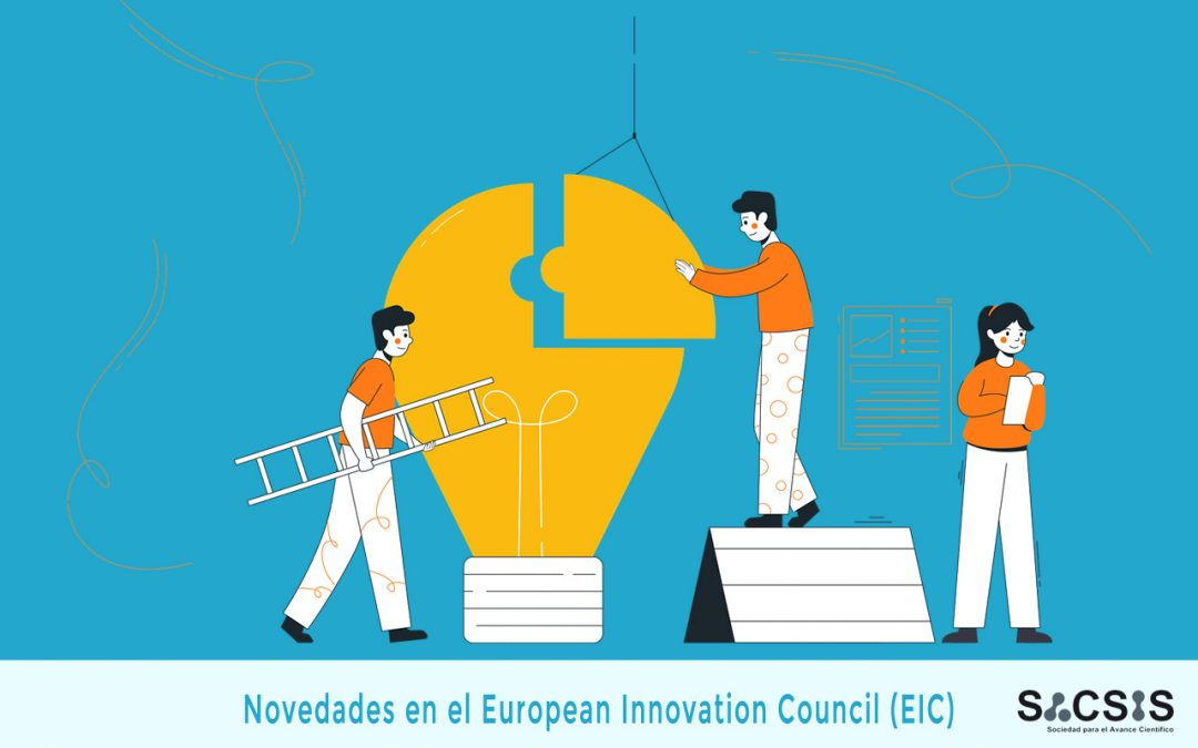 El papel del European Innovation Council (EIC) en Horizonte Europa