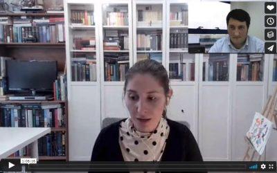 Entrevista a la Dra. Ana Borrás receptora de una ERC-Starting Grant