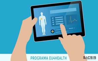 ¿Qué es el nuevo programa EU4Health?