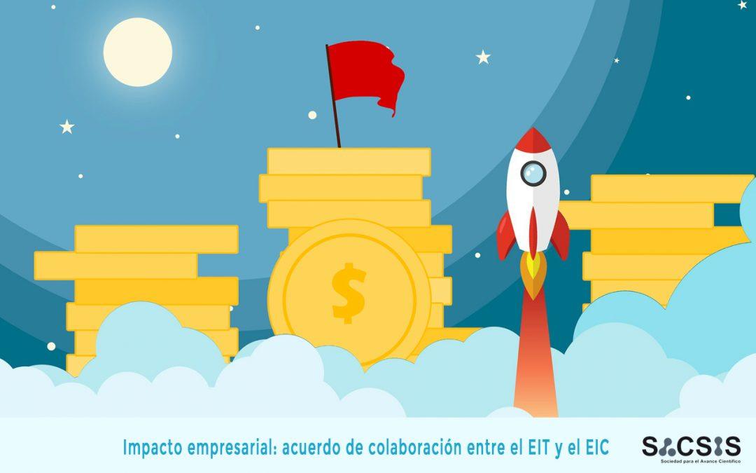 ¿Qué impacto tiene en las empresas el nuevo acuerdo de colaboración firmado entre el EIT y el EIC?