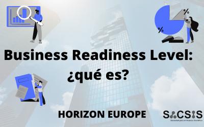 ¿Qué es el BRL (Business Readiness Level) o Nivel de Preparación Empresarial?